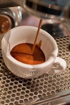 Nguyên tắc pha Cà phê Espresso